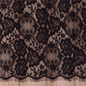 eyelet lace fabric