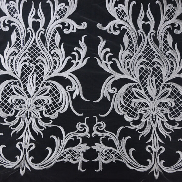 embroidery tulle lace