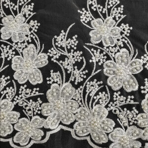 3d embroidery lace