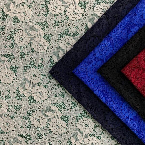 lycra lace fabric